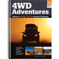 Hema 4WD Adventures - 464 Pages
