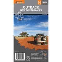 Outback New South Wales Map
