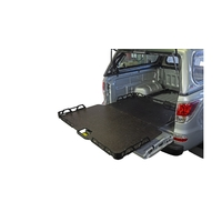 Load Slide - Ford Ranger PX & PU Dual Cab NO Tub Liner (2011+)