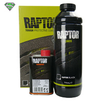 Raptor Coatings 1 Litre Bottle Kit