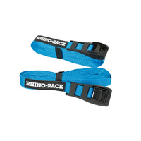 RHINO 5.5m Rapid Straps With Buckle Protector