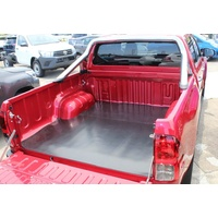 Style Side Ute Matting - Toyota SR5 Hilux Dual Cab A Deck (09/15+)
