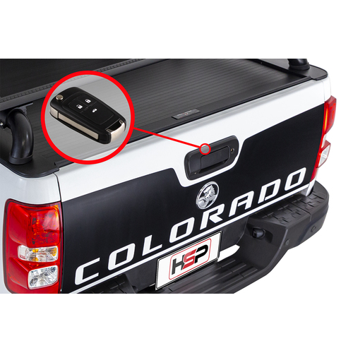 """Plug & Play"" Tail Gate Central Lock - Holden Colorado RG (2017+)"