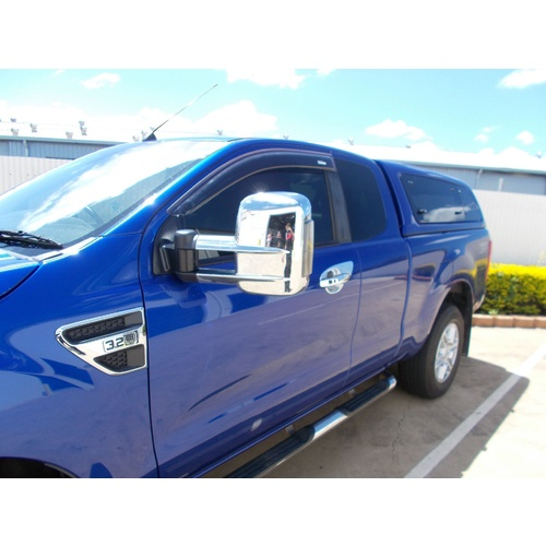 Clearview Towing Mirrors PX Ranger