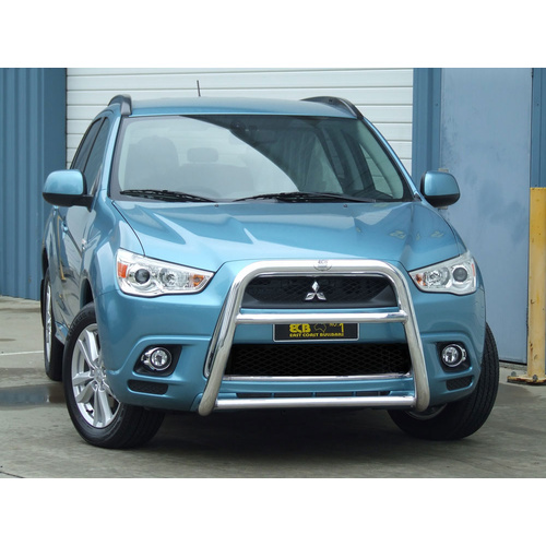 ECB Mitsubishi ASX High Loop Nudge Bar (06/10 - 08/12 Models)
